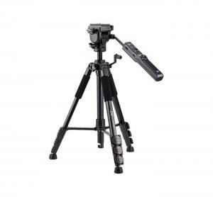 Kamerastativ 151cm med Fjärrkontroll ersätter VCT-VPR1 -JJC