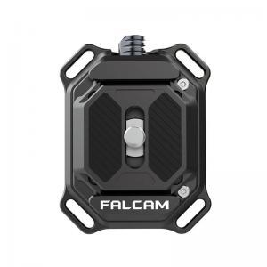 Snabbkopplingsfäste med ögla för kamerarem Falcam F38 Arca Swiss design