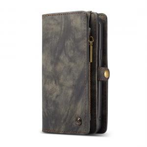 CaseMe för Galaxy S9 Plus - Plånboksfodral med magnetskal