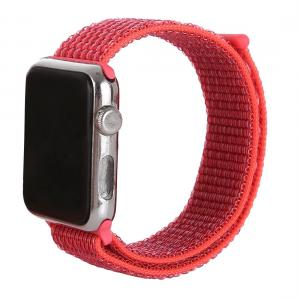 Armband för Apple Watch 38mm / 40 mm - Röd