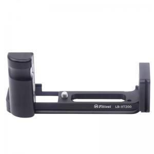 Fittest L-Bracket med handgrepp för Fujifilm X-T200 X-T100