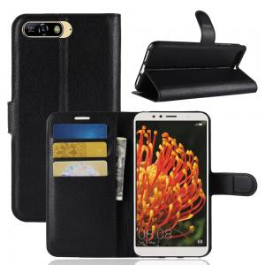 Plånboksfodral för Huawei Y6 (2018)