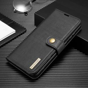 Plånboksfodral med magnetskal för Samsung Galaxy S20 Plus - DG.MING