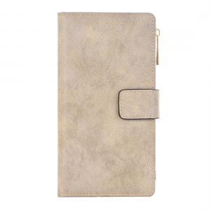 Plånboksfodral för iPhone 6/6s - Retrostyle med magnetskal PU-läder