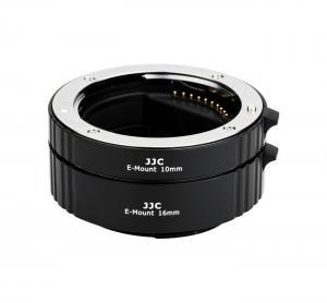 JJC Elektroniska Mellanringar för Nikon Z med autofokus