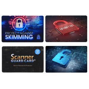 RFID Skydd - Skimming Blocker kort
