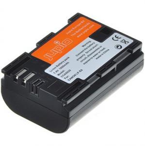Jupio kamerabatteri 1700mAh ersätter Canon LP-E6N