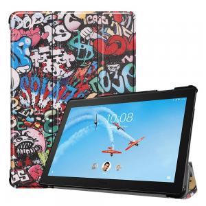 Fodral för Lenovo Tab P10 10.1 - Graffiti