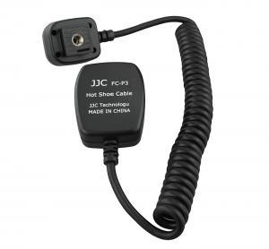 JJC FC-P3 TTL Blixtkabel för Pentax Speedlite