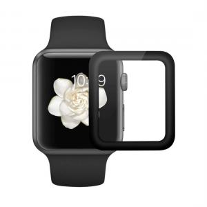 Enkay 3D Displayskydd 2st för Apple Watch - Av härdat glas 9H