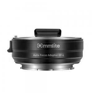 Commlite Objektivadapter elektronisk till Canon EF/EF-S för Leica L fäste
