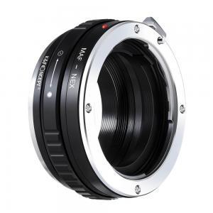 K&F Objektivadapter till Minolta AF objektiv för Sony E kamerahus