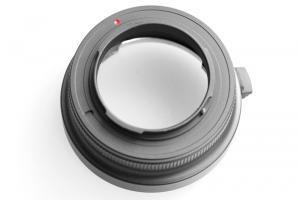 Kiwifotos Objektivadapter till Leica (R) för Micro 4/3 kamerahus