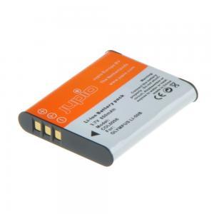Jupio kamerabatteri 850mAh ersätter Pentax DLi-92/LB-050