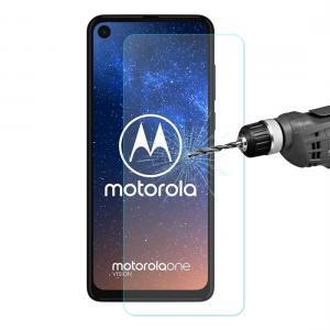 Displayskydd för Motorola Moto One Vision av härdat glas