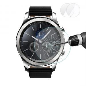 Enkay 2.15D Displayskydd för Samsung Gear S3 - Av härdat glas 9H