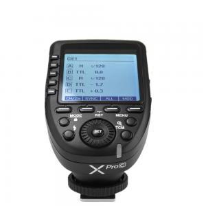 Godox Xpro-C 2.4GHz TTL Blixtutlösare