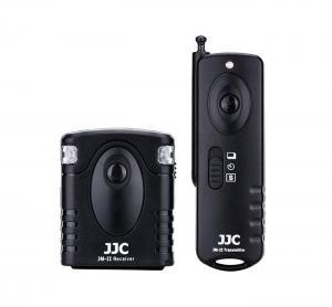 JJC 433MHz trådlösa fjärrutlösare (sändare & mottagare) JMII-Serien