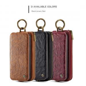 CaseMe Flipfodral, plånbok & magnetskal för Galaxy S9 (3i1)