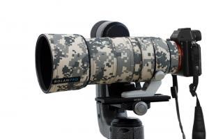 Rolanpro Objektivskydd för Sony FE 200-600mm F5.6-6.3 G OSS
