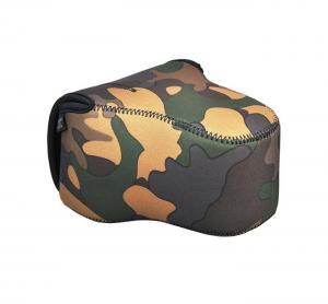 JJC OC-MC0 Seriens kameraväska - För vanlig DSLR [Kamouflage grön]