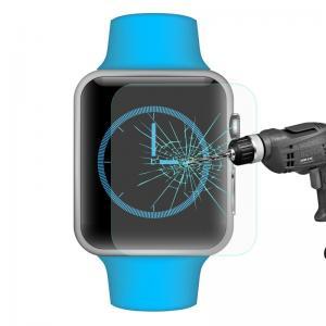 Displayskydd för Apple Watch - Av härdat glas 9H