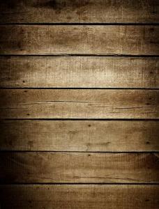Vinylbakgrund - Brun trävägg