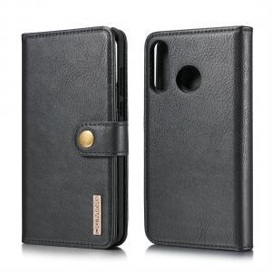 Plånboksfodral med magnetskal för Huawei P30 Lite - DG.MING