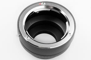 Kiwifotos Objektivadapter till Minolta MD för Pentax Q kamerahus
