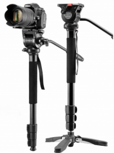 Nest Video Monopod NT-329M 145cm