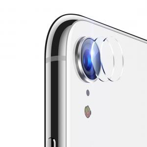 Linsskydd till bakre kameralins för iPhone XR av härdat glas