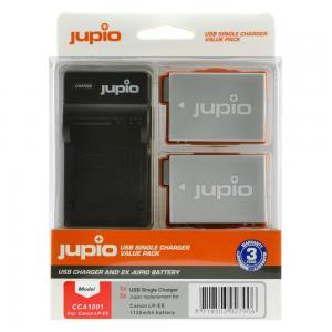 Jupio Batteripaket ersätter Canon LP-E8