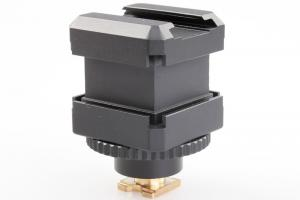 Kiwifotos Adapter för Sony mini advance shoe till Universal blixtsko