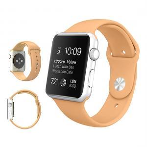Armband för Apple Watch 38mm gummi