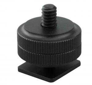 """JJC MSA-3 Adapter - Universal blixtsko till 1/4"""" hane"""