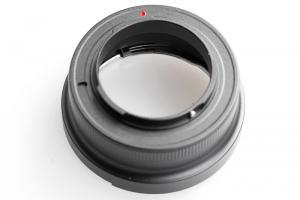 Kiwifotos Objektivadapter till Contax & Yashica för Micro 4/3 kamerahus