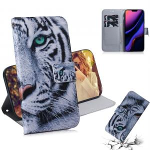 Plånboksfodral för iPhone 11 Pro - Tiger