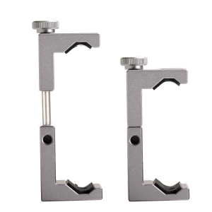 Ulanzi Mobilhållare silver i aluminium