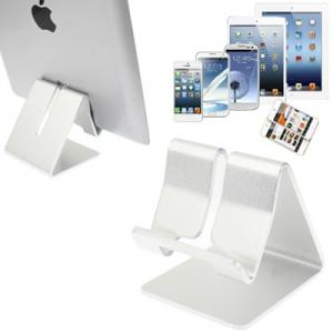 Hållare till mobil/surfplatta av aluminium