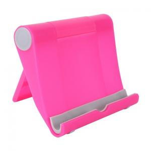 Justerbart ställ till mobil/surfplatta Rosa