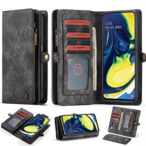 Plånboksfodral med magnetskal för Galaxy A80 / A90 - CaseMe