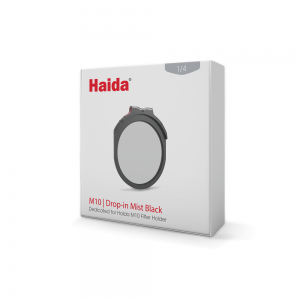 Haida M10 Drop-In Mist Black 1/4 filter Nano-Coating