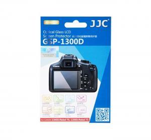 JJC Skärmskydd Optisk glas 9H för Canon