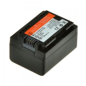Jupio kamerabatteri 1790mAh ersätter Canon BP-709/BP-718/BP-727
