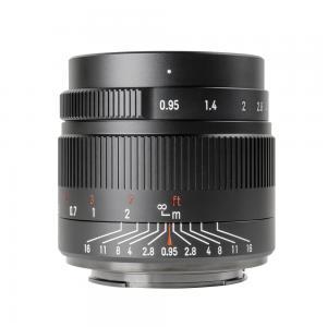 7artisans 35mm f/0.95 objektiv APS-C för Micro 4/3