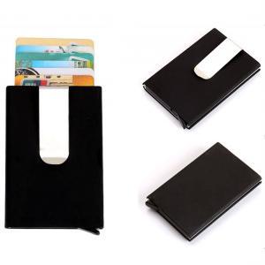 Antimagnetisk korthållare - RFID-skydd