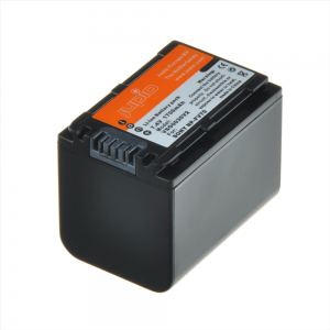 Jupio kamerabatteri 1700mAh för Sony NP-FV70