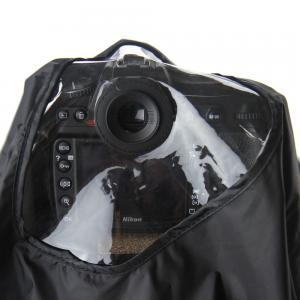 JJC Regnskydd för systemkamera med ögonmussla