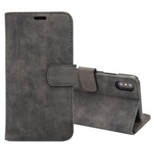 Plånboksfodral för iPhone X - Med kortplatser och sedelfack