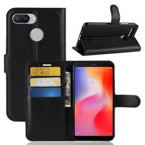 Plånboksfodral för Xiaomi Redmi 6